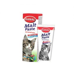 خمیر مالت گربه مدل سانال