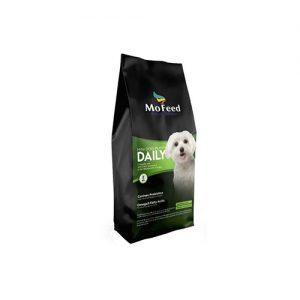 غذای خشک توله سگ نژاد کوچک، ۲ کیلوگرمی، برند مفید MoFeed